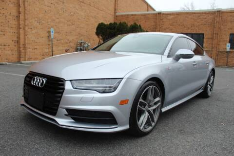 2016 Audi A7 for sale at Vantage Auto Wholesale in Lodi NJ