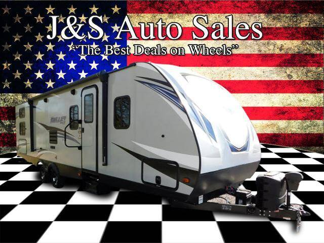 2019 Keystone Bullet for sale at J & S Auto Sales in Clarksville TN