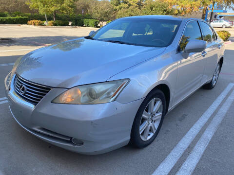 2007 Lexus ES 350 for sale at Ted's Auto Corporation in Richardson TX