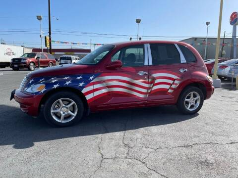 2003 Chrysler PT Cruiser for sale at Better All Auto Sales in Yakima WA