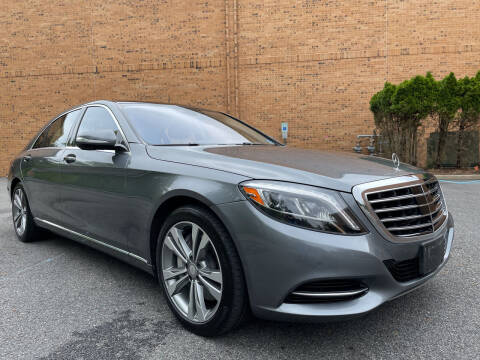 2016 Mercedes-Benz S-Class for sale at Vantage Auto Group - Vantage Auto Wholesale in Moonachie NJ