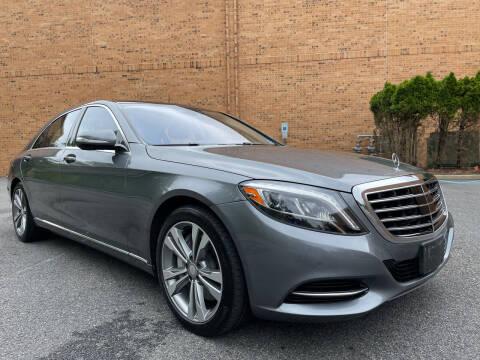 2016 Mercedes-Benz S-Class for sale at Vantage Auto Wholesale in Moonachie NJ