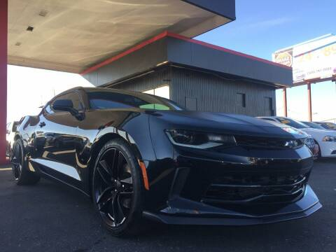 2017 Chevrolet Camaro for sale at JQ Motorsports in Tucson AZ
