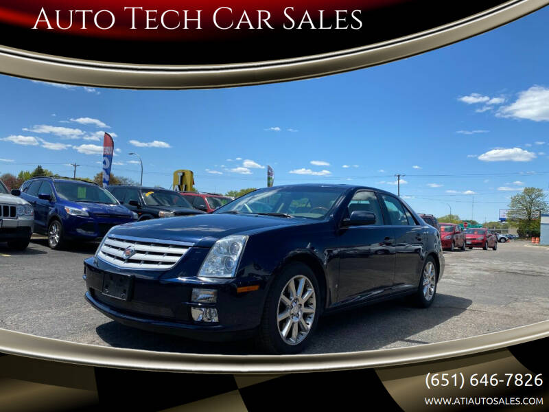 2006 Cadillac STS for sale at Auto Tech Car Sales in Saint Paul MN