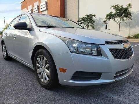 2011 Chevrolet Cruze for sale at ELAN AUTOMOTIVE GROUP in Buford GA