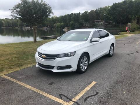 2017 Chevrolet Impala for sale at Village Wholesale in Hot Springs Village AR