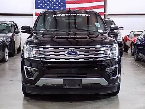 2019 Ford Expedition for sale at Texas Motor Sport in Houston TX