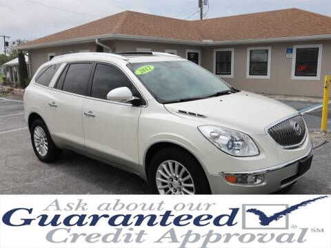 2012 Buick Enclave for sale at Universal Auto Sales in Plant City FL