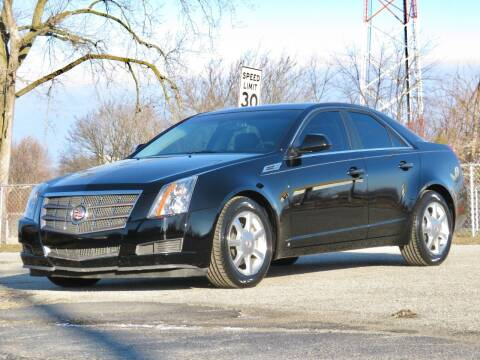2009 Cadillac CTS for sale at Tonys Pre Owned Auto Sales in Kokomo IN