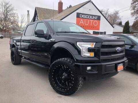 2015 Ford F-150 for sale at Discount Auto Brokers Inc. in Lehi UT