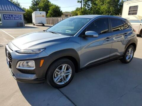 2019 Hyundai Kona for sale at Kell Auto Sales, Inc - Grace Street in Wichita Falls TX