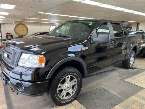 2007 Ford F-150 for sale at QUAD CITIES AUTO SALES in Milan IL