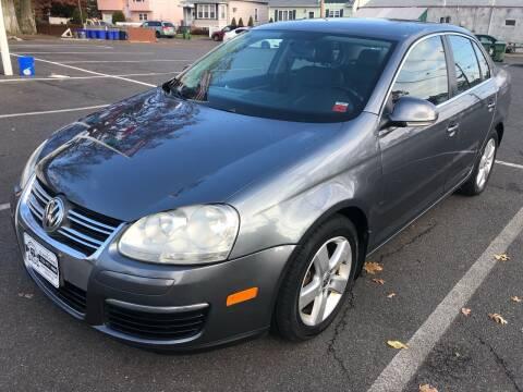 2008 Volkswagen Jetta for sale at EZ Auto Sales , Inc in Edison NJ