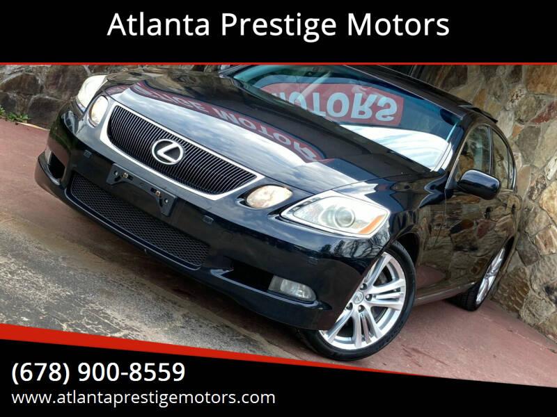 2007 Lexus GS 450h for sale at Atlanta Prestige Motors in Decatur GA