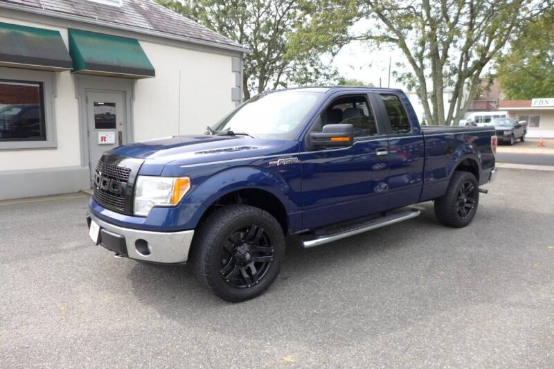 2011 Ford F-150 for sale at FBN Auto Sales & Service in Highland Park NJ