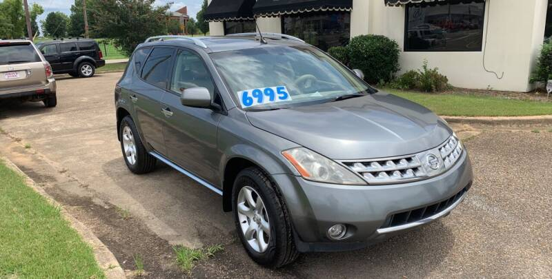 2006 Nissan Murano for sale at DRIVE ZONE AUTOS in Montgomery AL