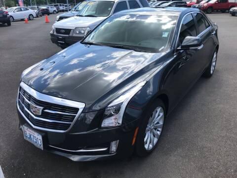2018 Cadillac ATS for sale at Vista Auto Sales in Lakewood WA
