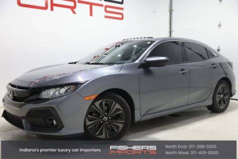 2019 Honda Civic for sale at Fishers Imports in Fishers IN