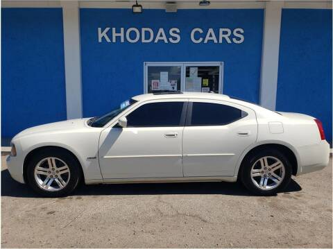 2006 Dodge Charger for sale at Khodas Cars in Gilroy CA