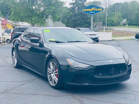 2014 Maserati Ghibli for sale at Milford Automall Sales and Service in Bellingham MA