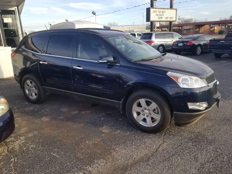 2011 Chevrolet Traverse for sale at Eastern Motors in Altus OK