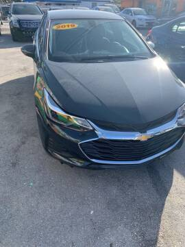 2019 Chevrolet Cruze for sale at VC Auto Sales in Miami FL
