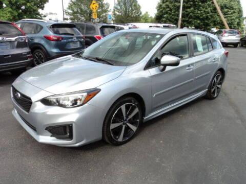 2019 Subaru Impreza for sale at BATTENKILL MOTORS in Greenwich NY
