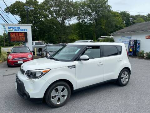 2016 Kia Soul for sale at Sports & Imports in Pasadena MD