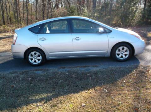 2007 Toyota Prius for sale at Smith Auto Finance LLC in Grand Saline TX