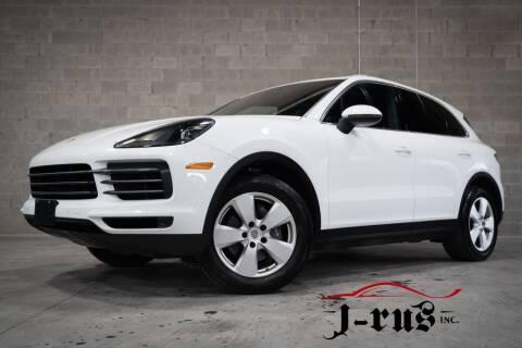 2019 Porsche Cayenne for sale at J-Rus Inc. in Macomb MI