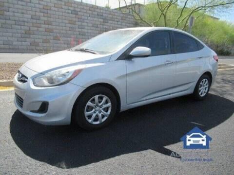 2013 Hyundai Accent for sale at MyAutoJack.com @ Auto House in Tempe AZ