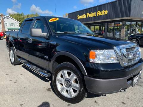 2008 Ford F-150 for sale at South Point Auto Plaza, Inc. in Albany NY