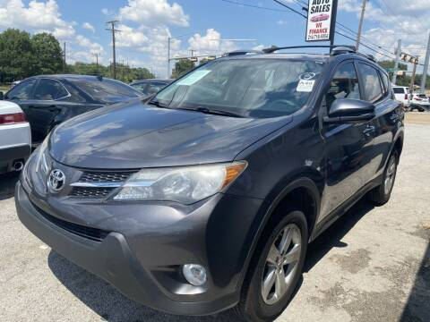 2013 Toyota RAV4 for sale at Pary's Auto Sales in Garland TX