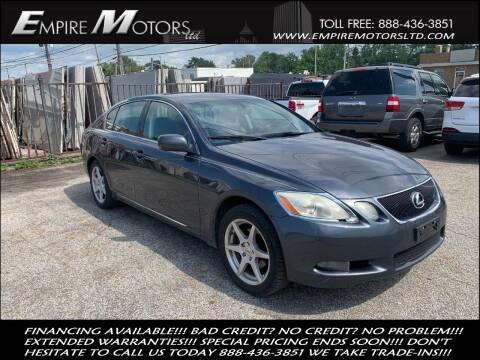 2006 Lexus GS 300 for sale at Empire Motors LTD in Cleveland OH