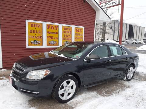 2009 Chevrolet Malibu for sale at Mack's Autoworld in Toledo OH