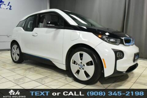 2016 BMW i3 for sale at AUTO HOLDING in Hillside NJ