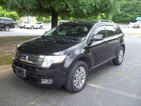 2007 Ford Edge for sale at Key Auto Center in Marietta GA