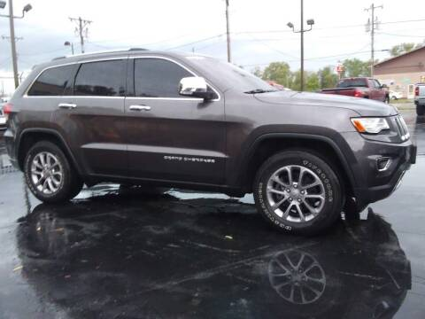 2015 Jeep Grand Cherokee for sale at Village Auto Outlet in Milan IL