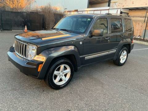 2010 Jeep Liberty for sale at JG Auto Sales in North Bergen NJ
