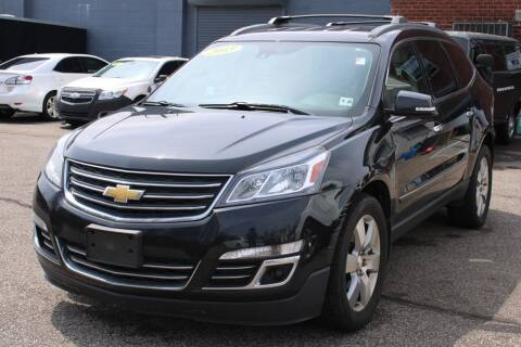 2015 Chevrolet Traverse for sale at EZ PASS AUTO SALES LLC in Philadelphia PA