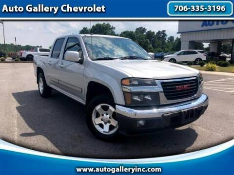 2012 GMC Canyon for sale at Auto Gallery Chevrolet in Commerce GA