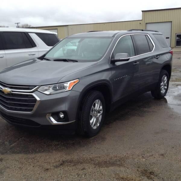 2021 Chevrolet Traverse for sale at Melton Chevrolet in Belleville KS