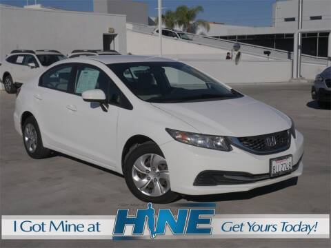 2014 Honda Civic for sale at John Hine Temecula in Temecula CA