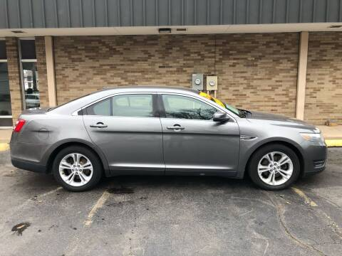 2013 Ford Taurus for sale at Arandas Auto Sales in Milwaukee WI