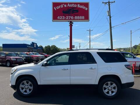 2014 GMC Acadia for sale at Ford's Auto Sales in Kingsport TN