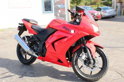 2009 Kawasaki Ninja for sale at Dynamics Auto Sale in Highland IN