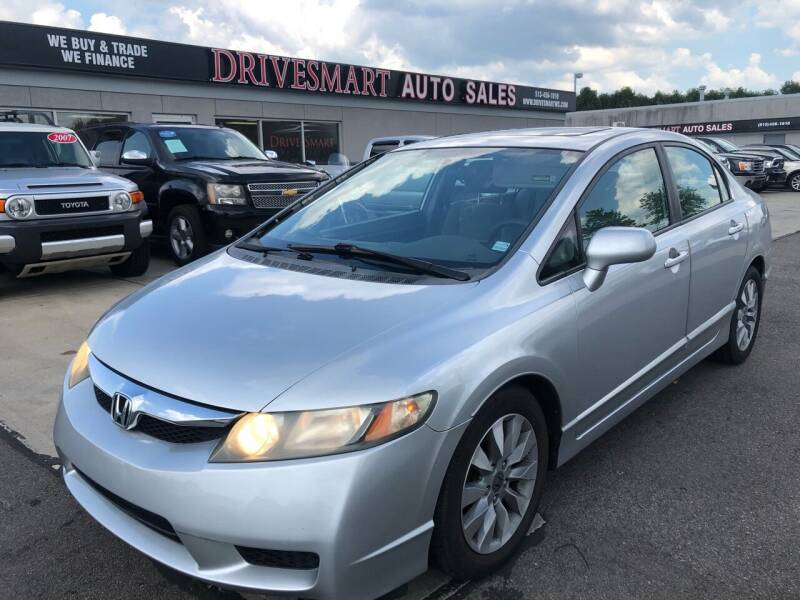 2009 Honda Civic for sale at DriveSmart Auto Sales in West Chester OH