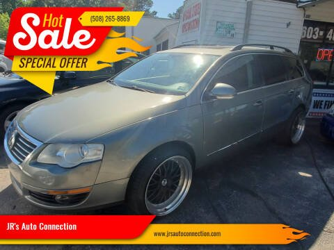 2007 Volkswagen Passat for sale at JR's Auto Connection in Hudson NH