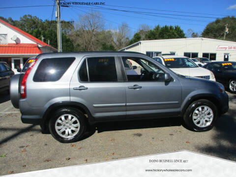 2006 Honda CR-V for sale at Hickory Wholesale Cars Inc in Newton NC