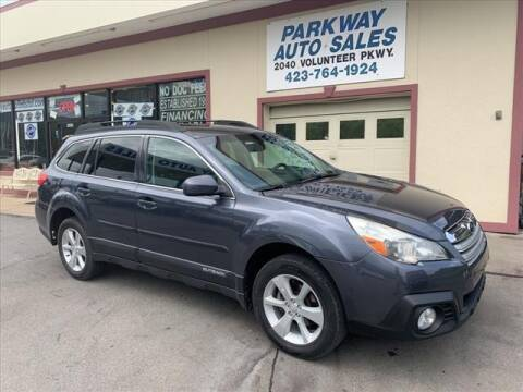 2014 Subaru Outback for sale at PARKWAY AUTO SALES OF BRISTOL in Bristol TN